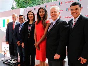 Nissan dona 14 vehículos al Comité Olímpico Mexicano