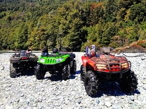 Arctic Cat Experience llega a Chile