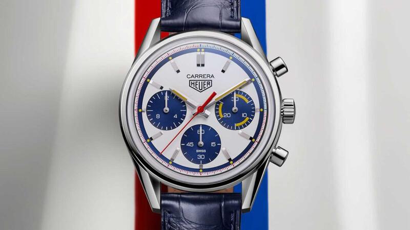 TAG Heuer reinventa a su emblemático modelo, el Carrera