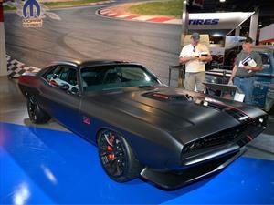 Dodge Shakedown Challenger, un clásico con toques del modelo nuevo