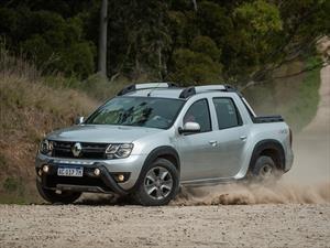 Renault Duster Oroch 4x4 se lanza en Argentina