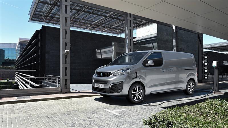 Peugeot Peugeot e-Expert 2021, una van de carga con motor eléctrico