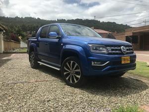 Volkswagen Amarok V6, recarga de potencia y deportividad