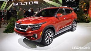 Kia Seltos 2020, nuevo SUV presentado en el Salón de los Ángeles