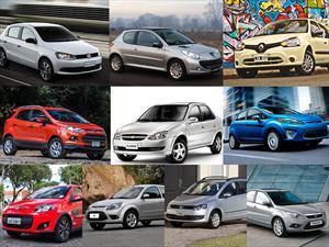 Top 10 los autos más vendidos de Argentina en Abril de 2013
