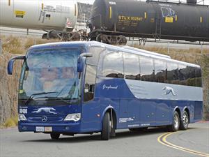 Autobuses Greyhound llegan a México