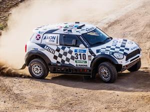 Dakar 2016: Se presentó el Axion X-Raid Team