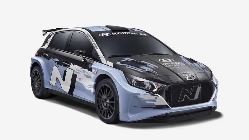 Hyundai ya ofrece una versión de Rally para el nuevo i20 N