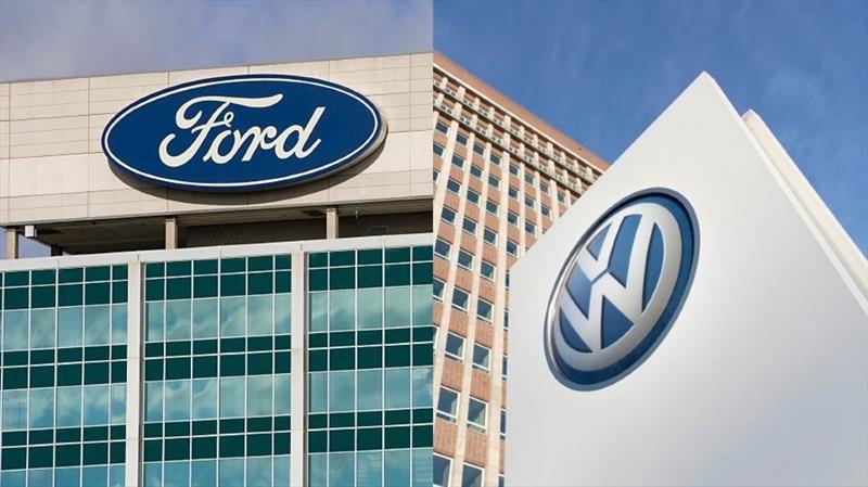 Volkswagen se convierte en socio de Ford, al invertir en la empresa de conducción autónoma Argo AI