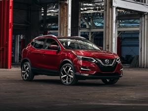 Nissan Rogue Sport 2020: renovación estética y tecnológica