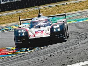 Porsche logra la victoria 19 en las 24 Horas de Le Mans
