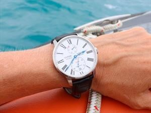 Ulysse Nardin Marine: un marinero valiente y mesurado