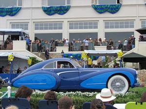 Opulencia, tradición y prestigio en el Pebble Beach Concours d'Elegance
