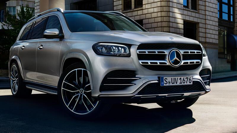 10 cosas que no sabías de la Mercedes-Benz GLS 2021