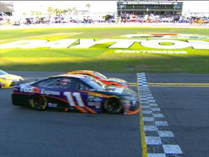 El final más cerrado en la historia de la NASCAR