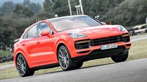 Primer contacto con el nuevo Porsche Cayenne Coupé