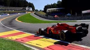 F1 GP de Bélgica 2019: Ganó Charles Leclerc y dedicó su triunfo a Anthoine Hubert
