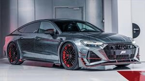 Audi RS7-R por ABT es una edición exclusiva con casi 750 hp