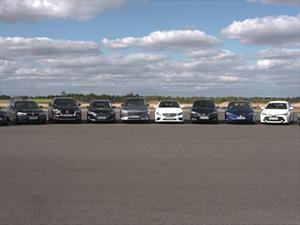 EuroNCAP demuestra que ningún auto es completamente autónomo todavía
