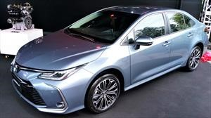 Toyota Corolla 2020 obtiene el Green Car of the Year