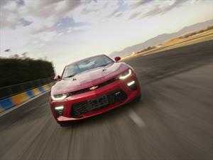 Chevrolet Camaro 2016: Prueba de manejo