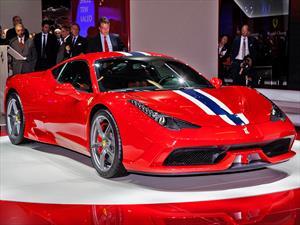 Ferrari 458 Speciale 2014 debuta