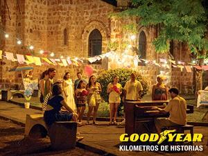 Goodyear lanza la campaña Kilómetros de Historias en América Latina