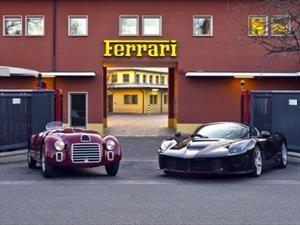 Ferrari celebra el 70 aniversario de su fundación