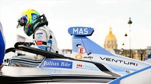 Fórmula E 2019-2020: Venturi se asocia con Mercedes-Benz