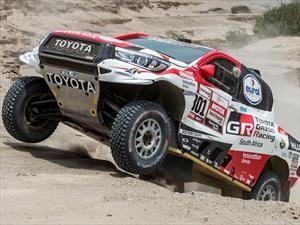 Se acaba el Dakar en Sudamérica