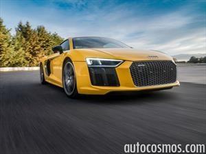 Nuevo Audi R8 V10 Plus se lanza en Argentina y ya lo probamos