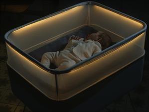 Si tu bebé se duerme en el auto, necesitás esta cuna