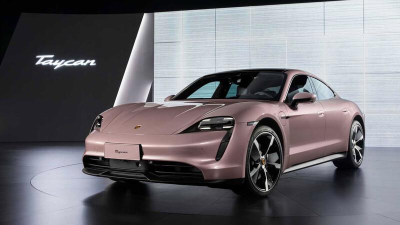 Porsche Taycan tiene versión de entrada; tiene un solo motor y es tracción trasera