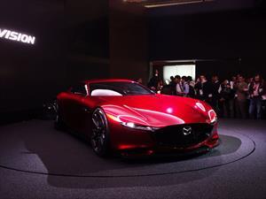Mazda RX-VISION Concept, el retorno del motor rotativo