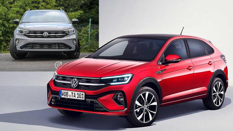 VW Taigo anuncia rediseño y versión deportiva del Nivus