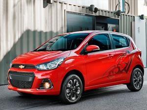 Chevrolet Spark Ink 2017 llega a México en $215,500 pesos