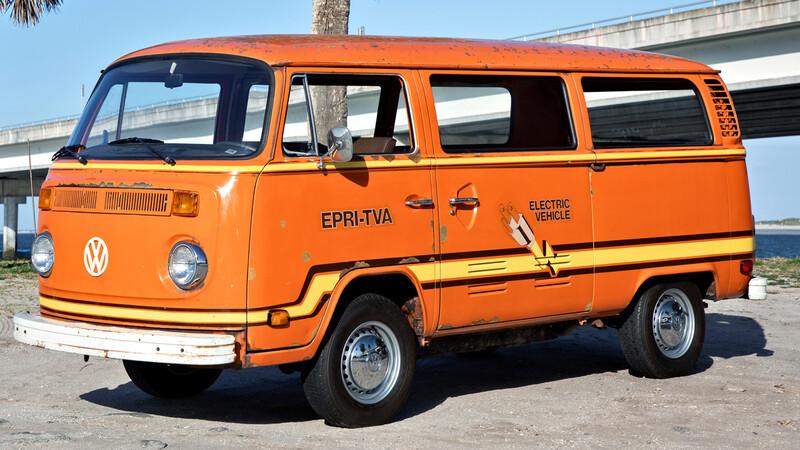 Volkswagen Elektrotransporter, la historia de la primera Kombi eléctrica creada en los setenta