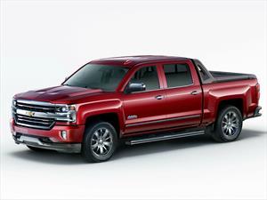 Chevrolet Silverado 2017 con el paquete High Desert