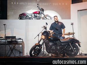Harley-Davidson Street 750 2015 llega a México desde $113,900 pesos