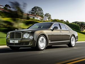 Bentley Mulsanne Speed, el muscle car del lujo