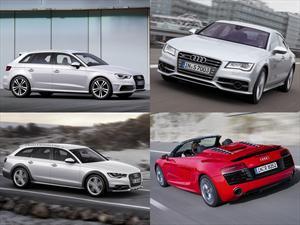 Audi y Ducati en el Salón de BA