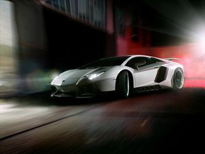 Lamborghini Aventador LP700-4 por Novitec Torado