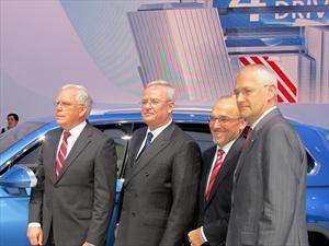 Grupo Volkswagen presentó los mejores resultados de su historia