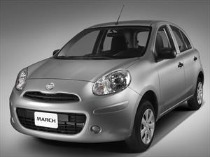 Nissan March Active, el Nissan 0km más barato de Argentina