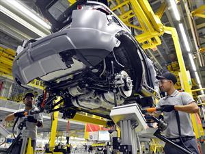 Jaguar Land Rover comienza la producción en Brasil