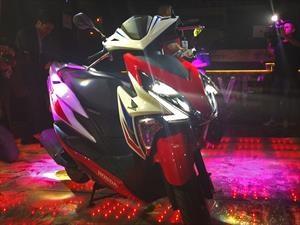 Honda Elite 125 2018 se presenta