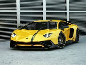 Lamborghini Aventador LP800-SV La maXXina se presenta