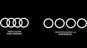 Volkswagen y Audi modifican sus logos en tiempos de covid-19