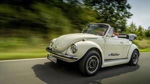 Volkswagen venderá kits oficiales para convertir tu Escarabajo a eléctrico