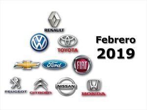 Top 10: las marcas más vendedoras de Argentina en febrero de 2019